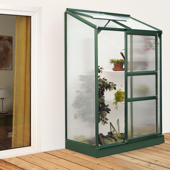 Vitavia Gewächshaus Ida 900 smaragd 130 x 65 cm