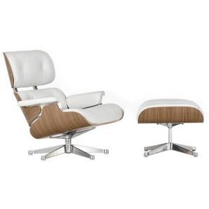 Vitra Lounge Chair XL braun, Designer Charles & Ray Eames