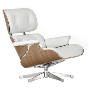 Vitra Lounge Chair XL braun, Designer Charles & Ray Eames, 89x84x85-92 cm