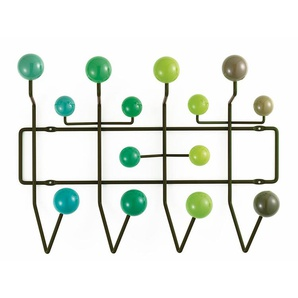 Vitra Wandgarderobe Hang it all, Designer Charles & Ray Eames, 37x50x17 cm