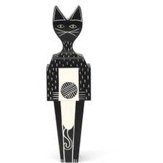 Vitra - Wooden Doll Cat, groß