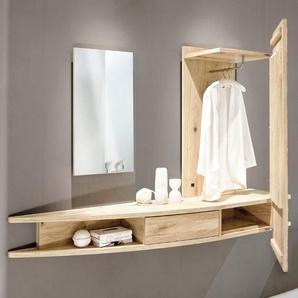 Voglauer Garderobe, Eiche, Holz
