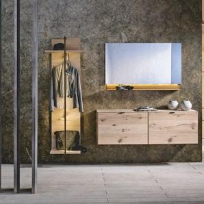 Voglauer Garderobenpaneel, Eiche, Holz