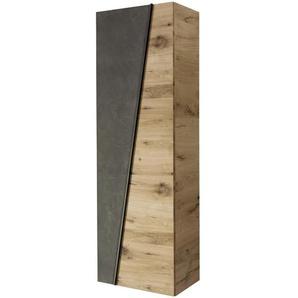 Voglauer: Tisch, Holz,Eiche, Eiche, Grau, B/H/T 64 202 42,3