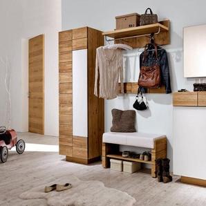 Voglauer Garderobenschrank, Wildeiche, Holz