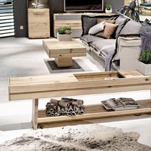 Voglauer Raumteiler, Wildeiche, Holz