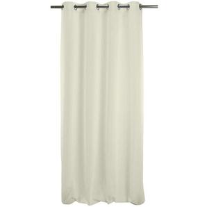 Vorhang Basic mit Ösen (1 Stück), blickdicht