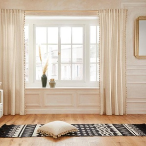 Vorhang »Clara«, Guido Maria Kretschmer Home&Living, Multifunktionsband (1 Stück)