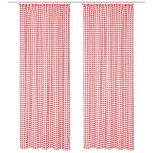 Vorhang »Finja«, Wirth, Kräuselband (2 Stück)
