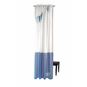 Vorhang »Flags«, HOMING, verdeckte Schlaufen (1 Stück)