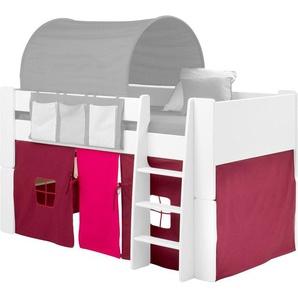 Vorhang »FOR KIDS«, STEENS, Bindebänder (3 Stück), für die Halbhochbetten