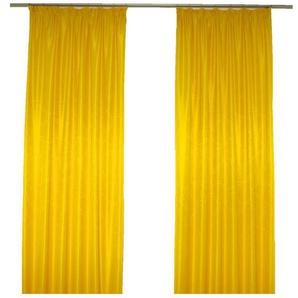 Vorhang »Janine«, Wirth, Kräuselband (1 Stück)
