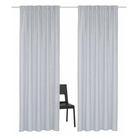 Vorhang »Lazy«, Home affaire, Multifunktionsband (2 Stück)