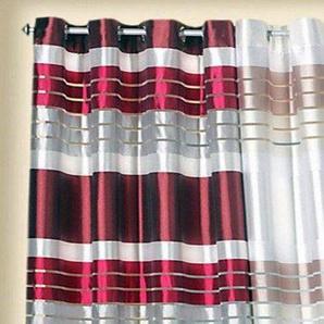 Vorhang »Lotta«, Weckbrodt, Ösen (1 Stück), HxB: 245x140