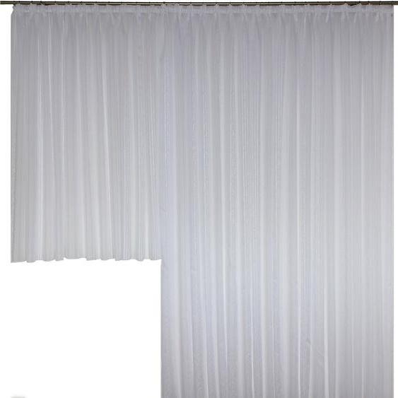 Vorhang nach Maß »Chloé«, Wirth, Faltenband (1 Stück)