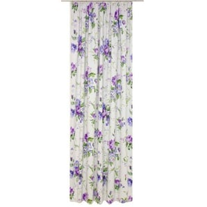 Vorhang nach Maß »MONTROSE«, Wirth, Kräuselband (1 Stück), Breite 142 cm