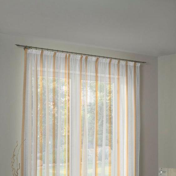 Vorhang »Nicole«, Wirth, Faltenband (1 Stück), Store
