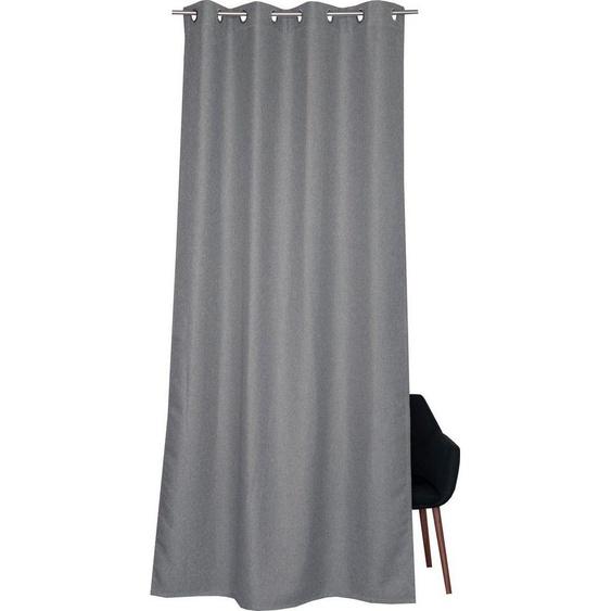 Vorhang »Opaco«, SCHÖNER WOHNEN-Kollektion, Ösen (1 Stück), HxB: 250x140