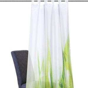 Vorhang »PLYMOUTH«, HOME WOHNIDEEN, Schlaufen (1 Stück)