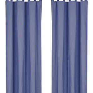 Vorhang »Sento«, Weckbrodt-Gardinen, Schlaufen (1 Stück)