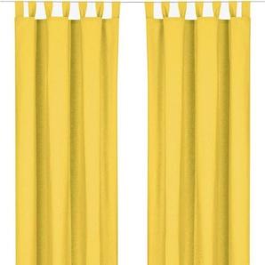 Vorhang »Sento«, Weckbrodt, Schlaufen (1 Stück)