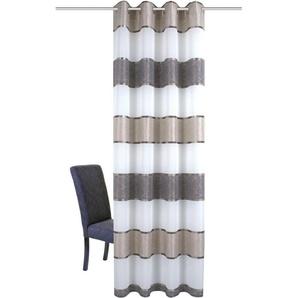 Vorhang »TALWER«, HOME WOHNIDEEN, Ösen (1 Stück)