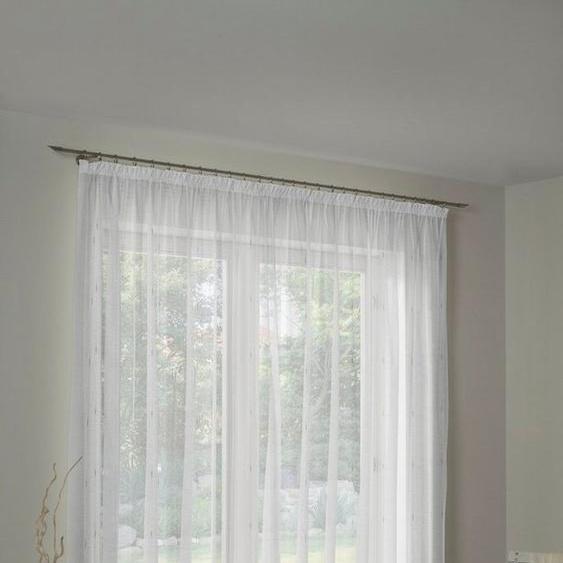 Vorhang »Theresa«, Wirth, Faltenband (1 Stück), Store