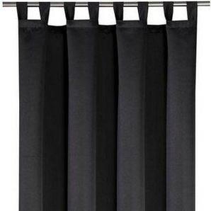 Vorhang »Toni«, Gerster, Schlaufen (1 Stück), HxB: 235x140, Schlaufenschal mit Uniband, verdunkelnd