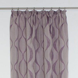 Vorhang »Varallo«, Wirth, Kräuselband (1 Stück)