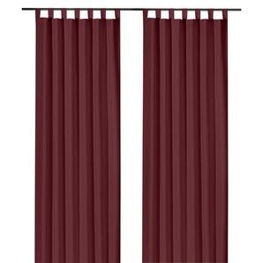 Vorhang »Vito«, Weckbrodt, Schlaufen (1 Stück)