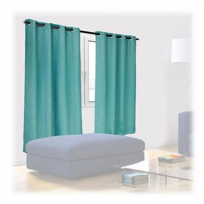 Vorhang »Vorhänge 2er Set mit Muster«, relaxdays