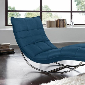 Relaxliege , blau, 75cm, »woow«, W.SCHILLIG