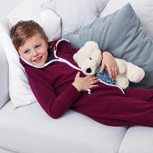 Wärmender Kuschel-Eisbär - Weiß - 100% Baumwolle -
