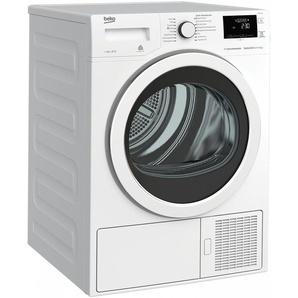 BEKO Wärmepumpentrockner DE8635RX, weiß, Energieeffizienzklasse: A+++