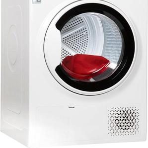 BAUKNECHT Wärmepumpentrockner T Soft M11 82WK DE, weiß, Energieeffizienzklasse: A++