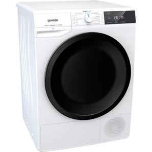 GORENJE Wärmepumpentrockner WaveD E83, weiß, Energieeffizienzklasse: A+++