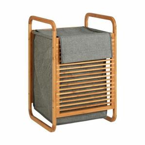 Wäschebehälter aus Bambus