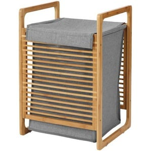 Wäschebehälter Bolin aus Bambus