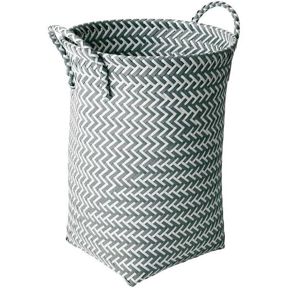Wäschekorb, grau, MSV