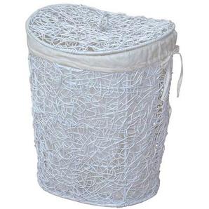 Waschekorbe Wascheboxen In Weiss Preisvergleich Moebel 24