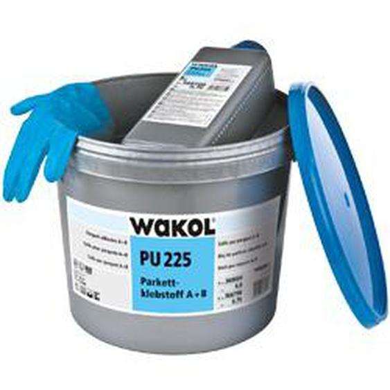 WAKOL PU 225 Parkettklebstoff 6,0 kg A / 0,75 kg B - Sale