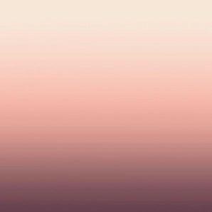 Wall-Art Fototapete »Sunset - Ombre«