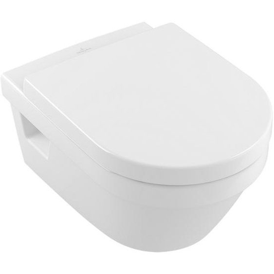 Wand-WC-Set Villeroy & Boch Architectura  inkl. WC-Sitz
