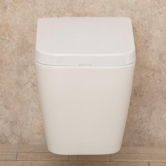 Wand-WC Sligh mit Absenkautomatik