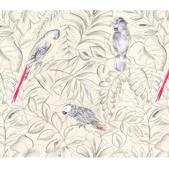 Wandbehang Perroquets