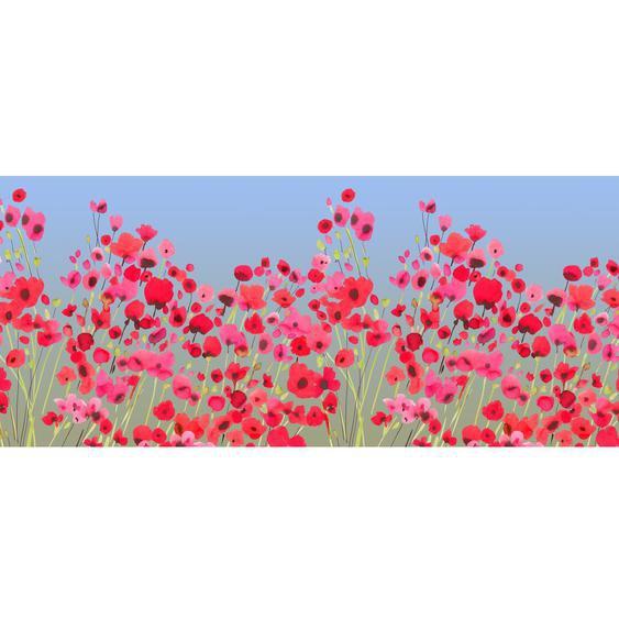Wandbehang Poppy Power