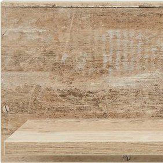 Wandboard »Merlin«, im modernen Dekor Old Style hell, braun