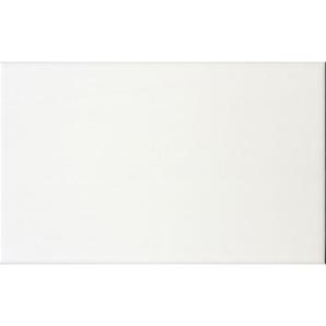 Wandfliese Base weiß 25 x 40 cm