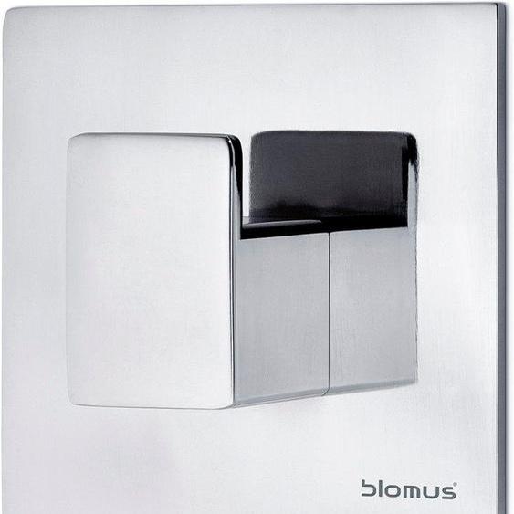 Wandhaken »Wandhaken -MENOTO- poliert«, 6x6 cm (BxH), blomus, Material Edelstahl