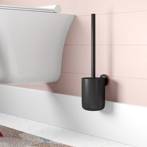 Wandmontierte Toilettenbürste & Halter Urban